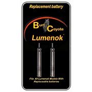 LUMENOK REPLACEMENT BATTERY FOR LIGHTED NOCK 2PK
