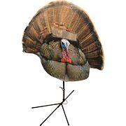 MONTANA DECOY TURKEY GOBBLER FANATIC XL W/FOOT BASE