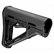 MAGPUL STOCK CTR AR15 CARBINE COMMERCIAL TUBE BLACK