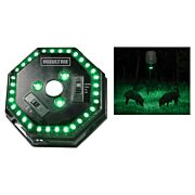 MOULTRIE FEEDER HOG LIGHT 30' RADIUS GREEN LED MOTION ACTIVA