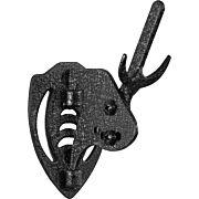 SKULL HOOKER MINI HOOKER GRAPHITE BLACK