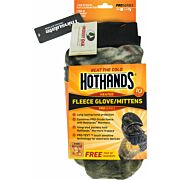 HOTHANDS HEATED GLOVE/MITTEN MOBU W/FREE PAIR OF WRMRS L/XL