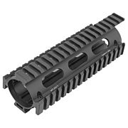 "UTG RAIL PICATINNY AR-15 7"" 2-PC DROP-IN CARBINE LENGTH"