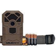MUDDY TRAIL CAMERA PRO CAM 14 480 VIDEO BATTERIES/SD CARD