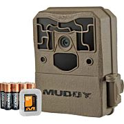 MUDDY TRAIL CAMERA PRO CAM 18MP W/BATTERIES & SD CARD
