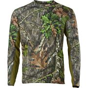 NOMAD NWTF MEN'S LS COOLING TEE MO OBSESSION SMALL