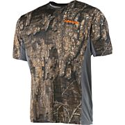 NOMAD MEN'S SS ICON T REALTREE TIMBER LARGE