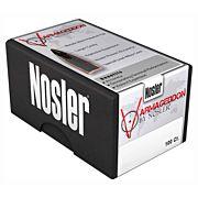 NOSLER BULLETS 17 CAL .172 20GR VARMAGEDDON FBHP 100CT