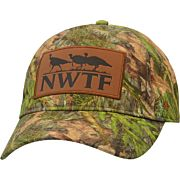 NOMAD NWTF LEATHER PATCH HAT MO OBSESSION SNAPBACK OSFM