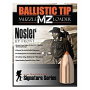 NOSLER BULLETS MZ .50 CAL 300GR BALLISTIC TIP 15CT