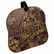 "NEP SEAT TRADITIONAL 3/4"" 13""X14"" INVISION BRN CAMO"
