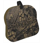 "NEP SEAT TRADITIONAL 1.5"" 13""X14"" INVISION BRN CAMO"