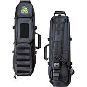 ODIN GEAR READY BAG BLACK HOLDS AR-15 AND GEAR