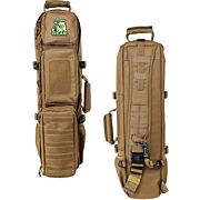 ODIN GEAR READY BAG BROWN HOLDS AR-15 AND GEAR