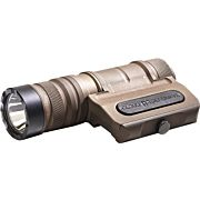 CLOUD DEFENSIVE OWL WEAPON LIGHT FDE W/CHARGER & BTTRYS