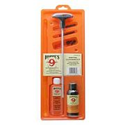 HOPPES PISTOL CLEANING KIT CLAMSHELL PACKAGE