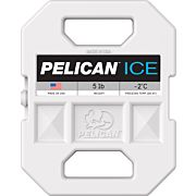 PELICAN 5 LB ICE PACK WHITE REUSABLE