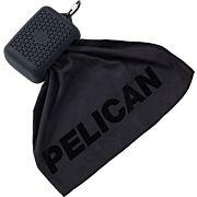 PELICAN MULTI USE TOWEL W/ CARRY CASE STEALTH BLACK