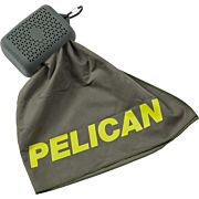 PELICAN MULTI USE TOWEL W/ CARRY CASE OLIVE DRAB