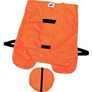 FROGG TOGGS HUNTING VEST BLAZE ORANGE ONE SIZE FITS MOST