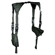 UTG HOLSTER LE HORIZONTAL SHOULDER HOLSTER BLACK