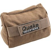 QUAKE SHOOTING BAG SQUEEZE OR ELBOW SUPPORT BROWN