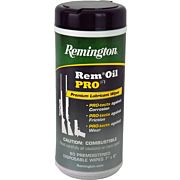 REM PRO3 PREMIUM LUBRICANT 60CT. POP UP WIPES CANISTER