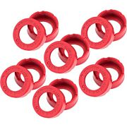 RAGE REPLACEMENT SHOCK COLLARS CROSSBOW HIGH ENERGY 15PK RED