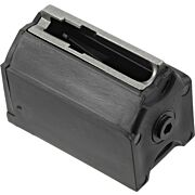 RUGER MAGAZINE 77 .17WSM 6-ROUNDS BLACK PLASTIC