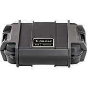 "PELICAN RUCK CASE LARGE R40 W/DIVIDER BLK ID 7.6""X4.7""X1.9"