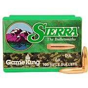 SIERRA BULLETS .22 CAL .224 55GR HP-BT 100CT