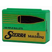 SIERRA BULLETS .22 CAL .224 52GR HPBT MATCH 100CT