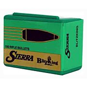 SIERRA BULLETS .22 CAL .224 50GR BLITZKING 100CT
