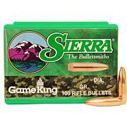 SIERRA BULLETS .25 CAL .257 90GR HP-BT 100CT