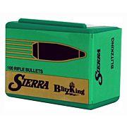 SIERRA BULLETS .25 CAL .257 90GR BLITZKING 100CT