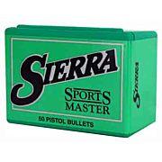 SIERRA BULLETS .38 CAL .357 125GR JSP 100CT