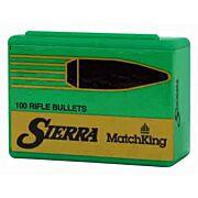 SIERRA BULLETS .22 CAL .224 77GR HPBT 50CT