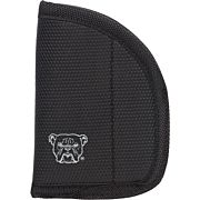 BULLDOG SUPER GRIP INSIDE PANT HOLSTER SMALL BLACK
