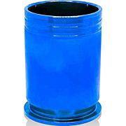 2 MONKEY 40MM SHOT GLASS BLUE REPLICA 40MM GRENADE SHELL