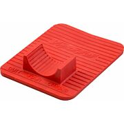 VAPORTRAIL SHAG PAD ARROW HOLDER/SHELF SILENCING RED