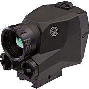 SIG OPTICS THERMAL REFLEX SIGHT ECHO3 1-6X23 W/QD MOUNT
