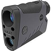 SIG OPTICS LASER RANGEFINDER KILO 2200BDX 7X25 GRAPHITE