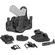 """ALIEN GEAR SHAPESHIFT CORE CAR PACK RH S/A XDS 3.3"""" BLACK"""