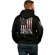 NINE LINE APPAREL I STAND MENS TAILGATER HOODIE BLACK 2XL