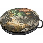 HME SWIVEL SEAT PADDED BUCKET TYPE CAMO