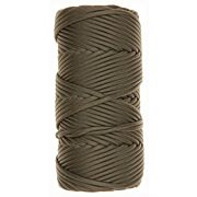 TAC SHIELD CORD TACTICAL 550 OD GREEN 100FT