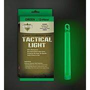 "TAC SHIELD TACTICAL LIGHT STICK 12 HOUR 6"" GREEN 10PK"