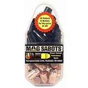 T/C MAG-EXPRESS SABOTS W/XTP BULLETS .50CAL. 240GR. 30PK.