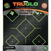 TRUGLO TRU-SEE REACTIVE TARGET 5 DAIMOND 12-PACK