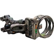 TRUGLO BOW SIGHT CARBON XS XTREME 5-PIN .019DIA RT-XTRA